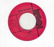 Eddie Holman - Hurt c/w Where I'm Not Wanted